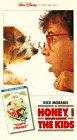 Honey I Shrunk the Kids [VHS]