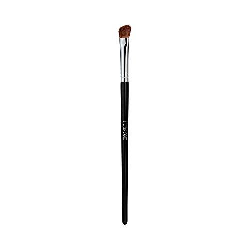 T4B LUSSONI 400 Series Pinceaux Maquillage Professionnel Pour Ombres A Paupières Pressés, En Vrac, Estompeurs, Effet Smokey Eye (PRO 466 Pinceau Ombre Angle)