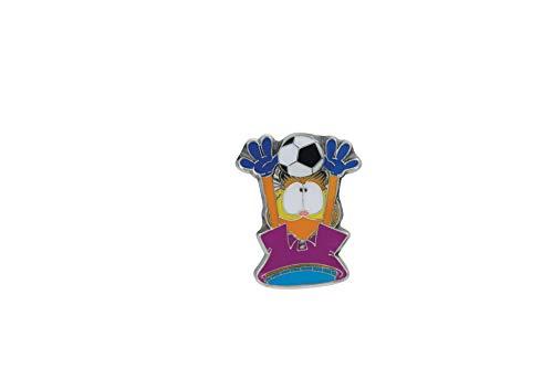 Crocs Garfield Football Ornament Clog Unisex Kinder, Mehrfarbig, Einheitsgröße