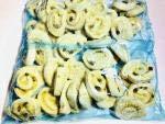 フランス発酵後ミニ パン オ レザン 30g 袋売り(約45個入)冷凍パン生地