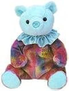 Ty Beanie Baby March Aquamarine Birthstone Teddy Happy Birthday Bear