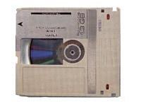 HP C7986A MO disk WORM 8.6GB