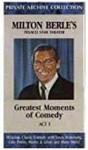 Milton Berle's Texaco Star Theater Greatest Moments of Comedy Act 1&2