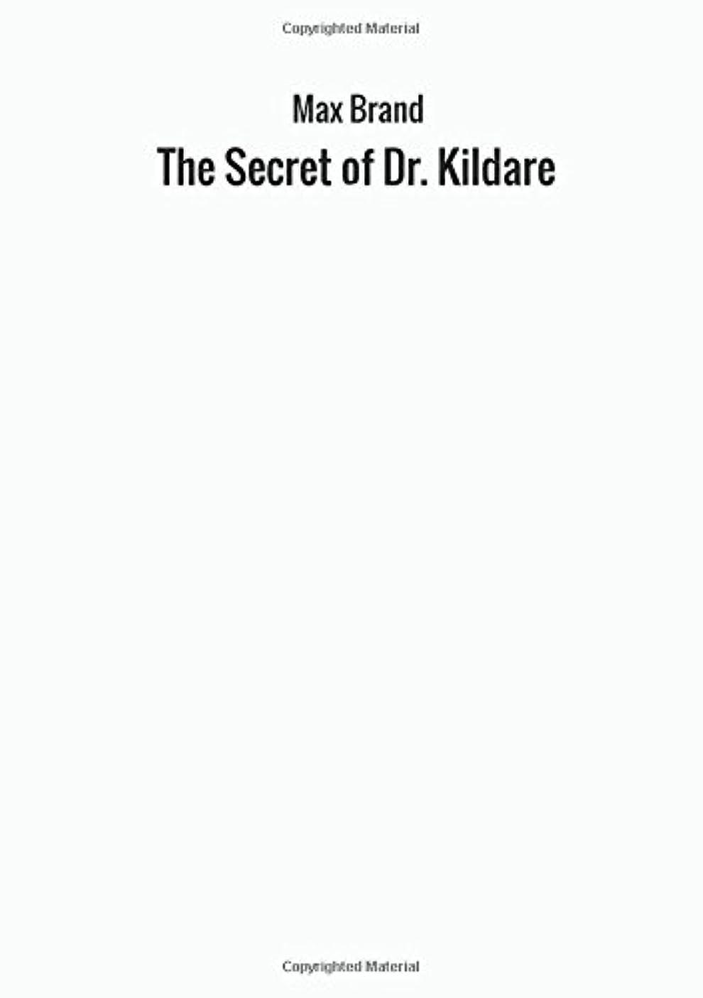 エンターテインメント爆風先見の明The Secret of Dr. Kildare