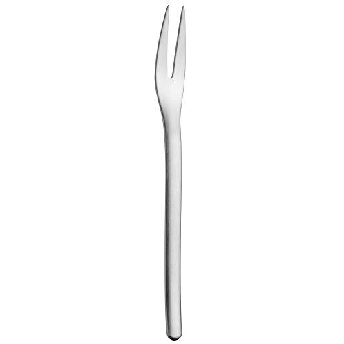 WMF Evoque Serviergabel 20,3 cm, Cromargan protect Edelstahl mattiert, kratzbeständig, spülmaschinengeeignet
