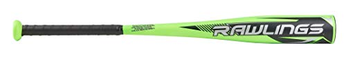 Rawlings Fuel USA Certified Boys Drop 8 Alloy Baseball Bat Little League Coach Pitch (27' / 19 oz)
