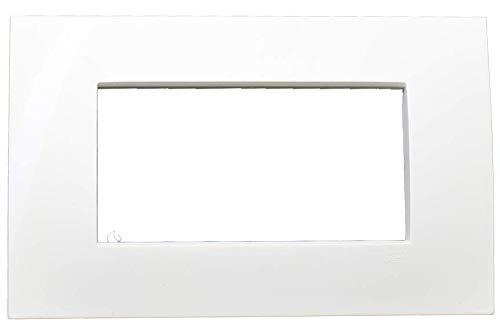 ABB SACE S.P.A. 2CSY0401QEP PLACCA ETIK Square 4M Bianco