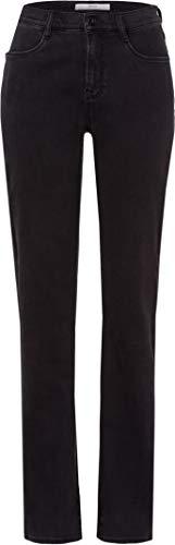 BRAX Damen Style Carola Hose Casual Klassisch Jeans, CLEAN Grey, One Size (Herstellergröße: 38K)