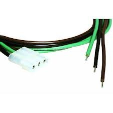Honeywell, Inc. 14507063003 XL600, 500, 100 POWER SUPPLY CABLE (TINNED ENDS) USED TO CONNECT POWER MODULE TO AN EXCEL CONTROLLER.