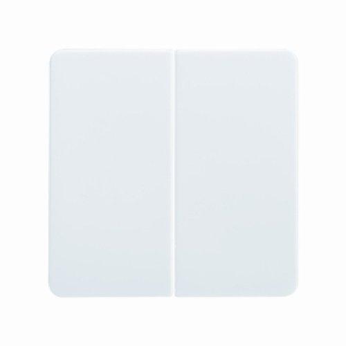 Elso 213504 Serienwippe Serienschalter/Doppeltaster reinweiss Wippe