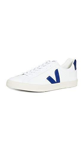 VEJA ESPLAR-LOGO Sneakers heren Wit/Blauw Lage sneakers