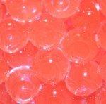 JellyBeadZ Brand Water Bead Gel - 12 Gram Pack - Coral- Makes Over 2 Quarts of Bouncy BeadZ