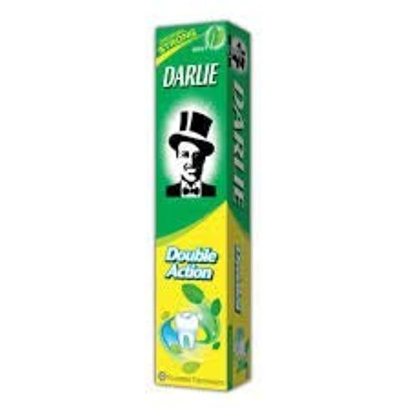 カプセルスポンジ殺人者DARLIE 歯磨き粉ジャンボ 250g-12 時間のためのより長く持続する新鮮な息を与える-効果的に経口細菌を減少させます