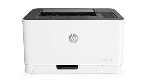 HP Color Laser 150nw Farb-Laserdrucker (Drucker, USB, LAN, WLAN)