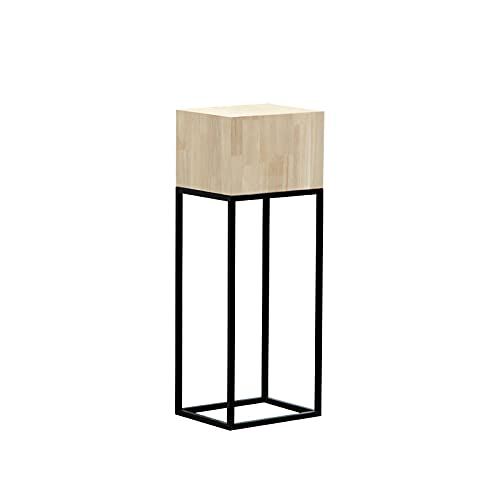 DAGCOT Mesa al por Menor Recta, Soporte de exhibición con estantes para Productos, Rejilla de visualización portátil para encimera, Shows artesanales, ferias comerciales (Size : Medium)
