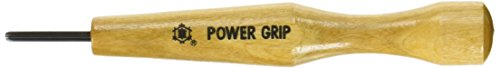 Mikisyo Power Grip carving knife chisel round 3.0mm