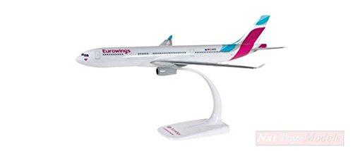 NEW HERPA HP611008-001 Airbus A330-200 EUROWINGS 1:200 MODELLINO DIE CAST Model