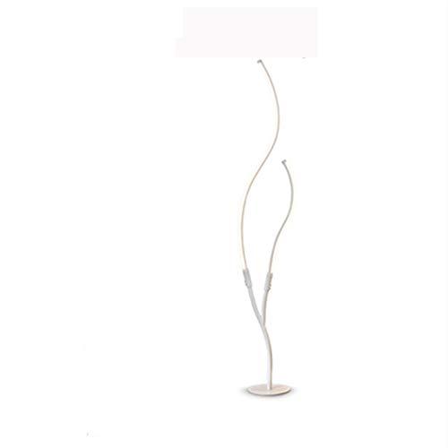 Lámparas de pie para salón Modern Lámpara de la mesa del piso del piso de la rama del árbol nórdico Lámpara de la mesa de la iluminación LED lámpara de soporte de la noche para la decoración de la sal