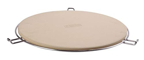 Cadac Carri Chef Pizza Stone Pro With Flame Deflector (36cm) Baking Stone