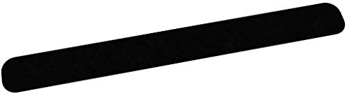 Protector Básico ZRZ para Pala de Padel SIN Logo NI Marca (Elige Entre los 10 Colores Disponibles) (Negro)