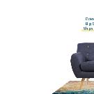 Everly Quinn Spadaro Upholstered Platform Bed & Reviews | Wayfair