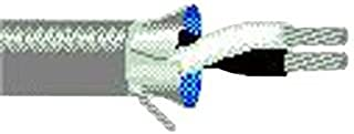 BELDEN 8762 060100 SHLD MULTIPR CABLE 1PR 100FT 300V CHR