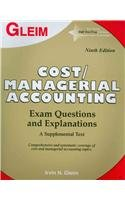 Cost/ Managerial Accounting: Exam Questions and Explanations
