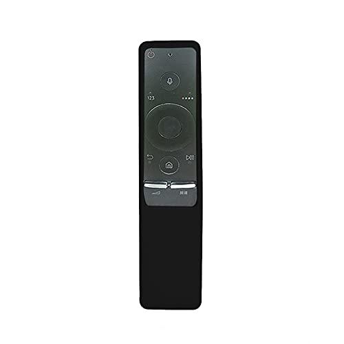 WDFGSA Cubierta de Control Remoto Caja de Control Remoto Funda Protectora Antideslizante Lavable Protección Ambiental Manga de Silicona para Samsung BN59 Smart TV (Color : A)
