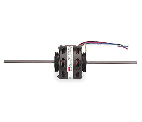 HVAC Motor, 1/6 HP, 1550 RPM, 115V