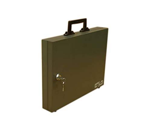 和合商事 キーボックス FB-30 メタリックブラウン 本体: 奥行5.5cm 本体: 高さ28.4cm 本体: 幅38cm