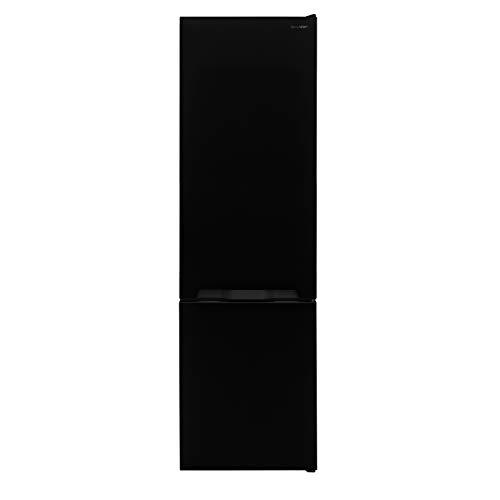 Sharp SJ-BA05IMXB2-EU Kühl-Gefrier-Kombination / A++ / Höhe 180 cm / Kühlteil 194 L / Gefrierteil 70 L / NoFrost / Steuerung über LED-Piktogramme / ZeroDegreeZone-Schubfach (0°C-Zone)