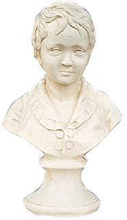 JV Moebel Design Hansel Büste Figur Statue Skulptur Skulpturen Figuren Dekoration 2037