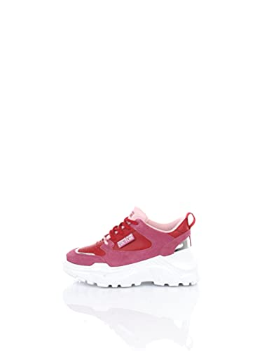 Versace Jeans Couture Martesi Sneakers Dames Roze/Rood - 37 - Lage Sneakers Shoes