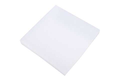 LTWHOME Polyester Filterschwamm Passend für Juwel Jumbo/BioFlow 6.0 Filter/L(50 Stück)