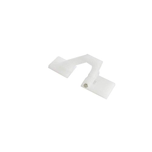 Willlly deel accessoires 10 stuks Rc vliegtuig luik deur luifel chique scharnier scharnier Adapter Mini luik scharnier voor Aileron onderdelen Verkoop Thuis dagelijks gebruik product Size Kleur