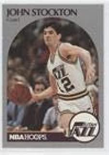 John Stockton (Basketball Card) 1990-91 NBA Hoops - [Base] #294