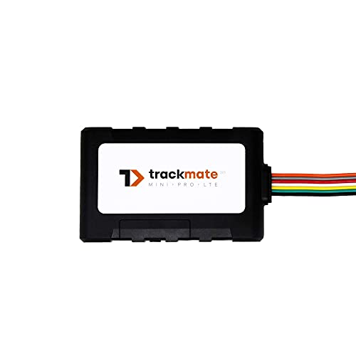 TrackMateGPS Mini PRO LTE GPS Tracker, Vehicles/Motorcycles, Hardwired, Verizon/T-Mobile/AT&T Coverage. Plans from $9.99/M. NO Contract. Accident Detection, Ignition Kill. US Customer Service