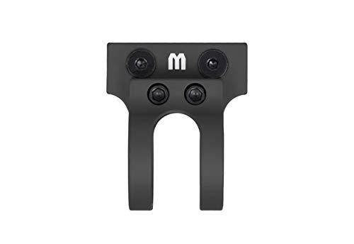Monstrum Offset Flashlight Mount with M-LOK Adaptor Base (Black)