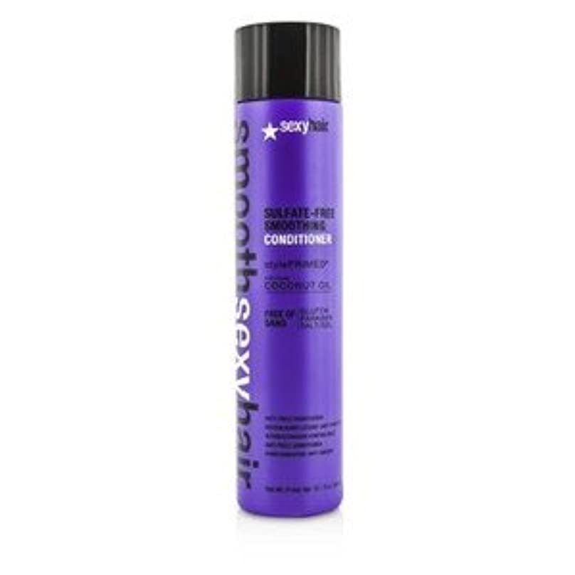 ジョットディボンドンバイオレット神のSexy Hair スムース セクシー ヘア サルフェートフリー スムージング コンディショナー(Anti-Frizz) 300ml/10.1oz [並行輸入品]