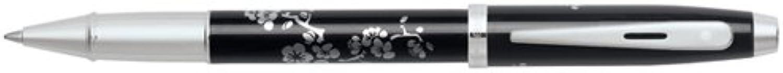 Sheaffer Silk Screened Plum Design Rollerball - schwarz (9299-1) by Sheaffer B005QYBW52 | Kostengünstiger