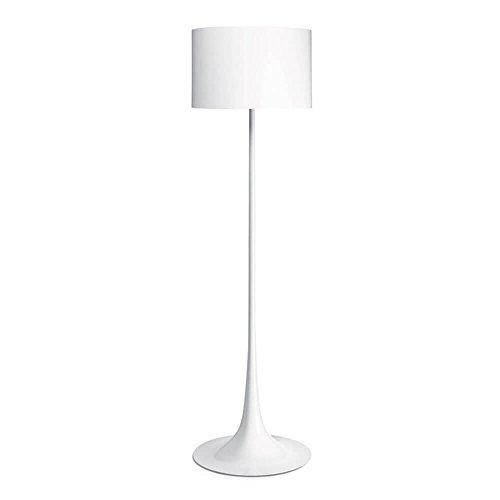 Flos Spun Light F Lampe de sol blanche brillante