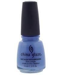 China Glaze Nail Polish, Secret Periwinkle 683