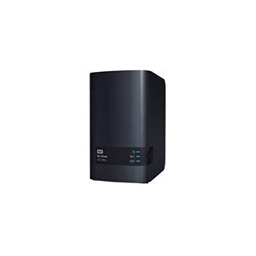 WDBVBZ0000NCH-EESN - My Cloud EX 2 Ultra, bez HDD 3,5, RJ45, NAS
