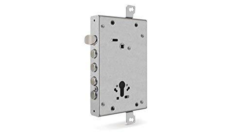 Cerradura de engranaje para puertas blindadas de cilindro