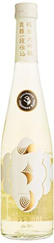 INATA HONTEN Sake, 9% vol. Japanisches alkoholhaltiges Getränk aus Reis (Junmai-Daiginjo) (1 x 0.5 l)