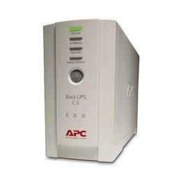 APC/Schneider Electric - BK500EI - APC Back-UPS CS 500 - UPS - AC 230...