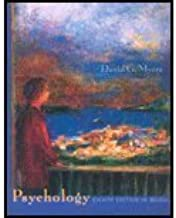 Psychology, Eighth Edition, in Modules & i>clicker by David G. Myers (2006-08-04)