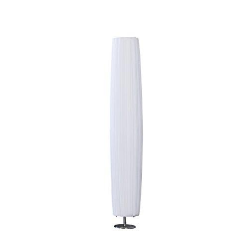 Design Klassiker Stehlampe MARILYN weiss Stehleuchte E27 40W weiß Lampen Leuchten Wohnzimmer