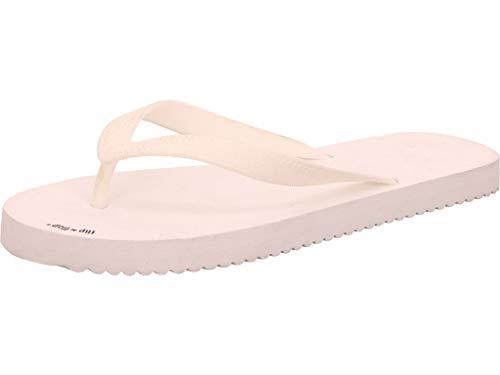 flip*flop Damen Originals Zehentrenner, white, 38 EU