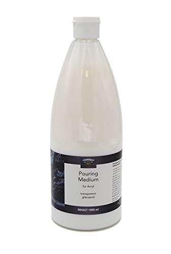 Paintersisters Pouring Medium für Acrylfarben, 1000 ml, Gießtechnik